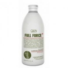 Ollin Professional Full Force Hair&Scalp Purifying Shampoo With Bamboo Extract - Очищающий шампунь для волос и кожи головы с бамбуком, 300 мл. Ollin Professional (Россия)