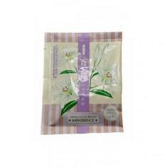 соль для ванны (с экстрактом лилии) max lily bath salt