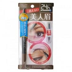 водостойкая подводка для бровей (жидкая подводка +карандаш) bcl brow lash ex water strong eyebrow liquid&liner
