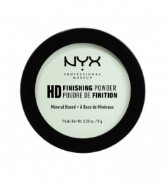 NYX PROFESSIONAL MAKEUP Пудра High Definition Finishing Powder - Mint Green 03