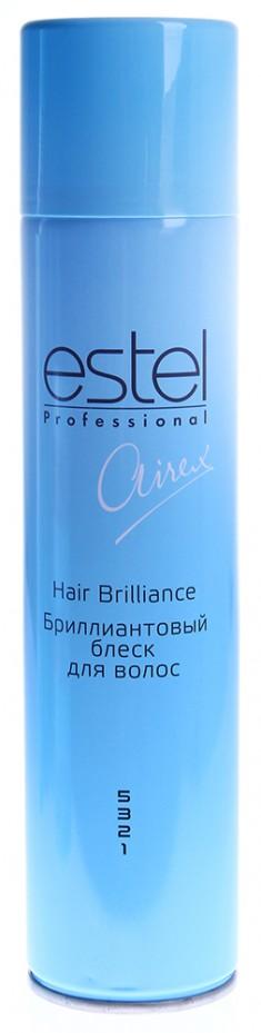 ESTEL PROFESSIONAL Блеск бриллиантовый для волос, без фиксации / Airex 300 мл