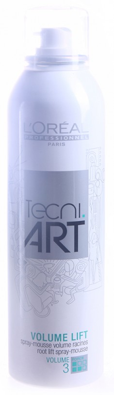 L'OREAL PROFESSIONNEL Мусс для прикорневого объема Волюм Лифт 3 / TECNI.ART 250 мл LOREAL PROFESSIONNEL