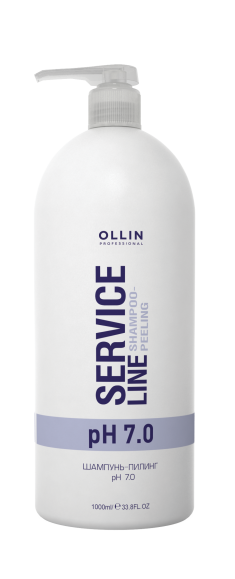OLLIN PROFESSIONAL Шампунь-пилинг / Shampoo-peeling pH 7.0 1000 мл