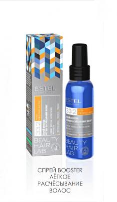 ESTEL PROFESSIONAL Спрей Booster легкое расчесывание волос / BEAUTY HAIR LAB VITA PROPHYLACTIC 100 мл