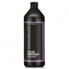 MATRIX Кондиционер с антиоксидантами для защиты цвета окрашенных волос / COLOR OBSESSED 1000 мл