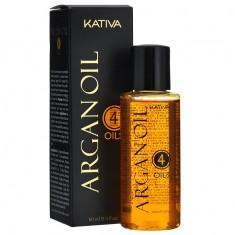 Kativa Argana концентрат восстанавливающий защитный для волос 4 масла 60мл