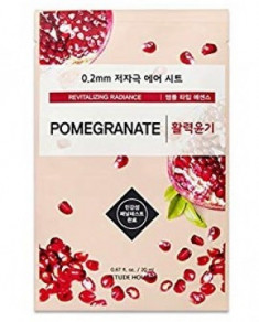 Маска с экстрактом граната ETUDE HOUSE 0.2 Therapy Air Mask Pomegranate 20мл