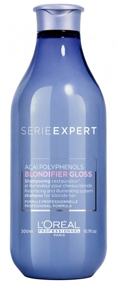 L'OREAL PROFESSIONNEL Шампунь для сияния осветленных и мелированных волос / Blondifier Gloss 300 мл LOREAL PROFESSIONNEL