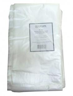 DEWAL PROFESSIONAL Фартук полиэтиленовый, прозрачный 120х70 см 50 шт/уп