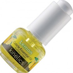 Kinetics, масло для ногтей и кутикулы, лимон, 15 мл