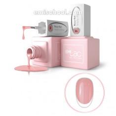 E.milac, base gel, камуфлирующее базовое покрытие, №06, теплый розовый, 9 мл