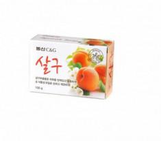 Мыло туалетное абрикос Clio Apricot Soap 100g