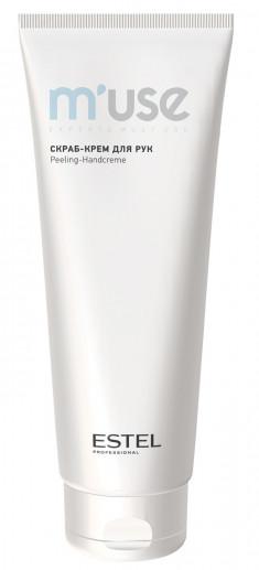 ESTEL PROFESSIONAL Скраб-крем для рук / Peeling-Handcreme M'USE 250 мл