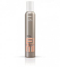 WELLA PROFESSIONALS Пена сильной фиксации для укладки волос / EIMI 500 мл