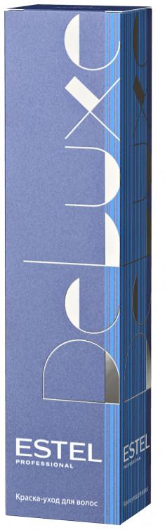 ESTEL PROFESSIONAL 7/16 краска для волос, русый пепельно-фиолетовый / DE LUXE 60 мл