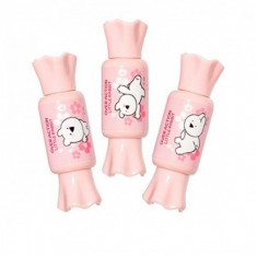 тинт-мусс для губ the saem over action little rabbit saemmul mousse candy tint