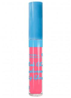 Блеск для губ гиалуроновый  Розовый VICTORIA SHU