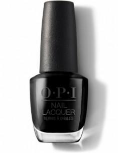 Лак для ногтей OPI Nail Lacquer NLT02-EU Lady in black 15 мл