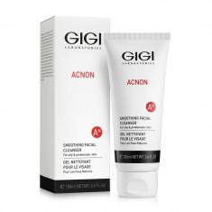 GIGI Мыло для глубокого очищения / ACNON Smoothing facial cleanser 100 мл