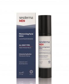 SESDERMA Лосьон увлажняющий мужской для лица / MEN Moisturizing facial lotion 50 мл