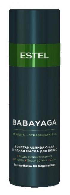 ESTEL PROFESSIONAL Маска восстанавливающая ягодная для волос / BABAYAGA 200 мл
