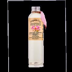 Гель для душа безсульфатный с экстрактом королевского лотоса Organic Tai Natural Shower Gel Royal Lotus 260 мл