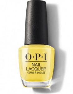 Лак для ногтей OPI CLASSIC Don't Tell a Sol NLM85 15 мл