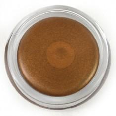 Тени для глаз кремовые Make-Up Atelier Paris ESCBZ табачно-оливковые с мерцанием