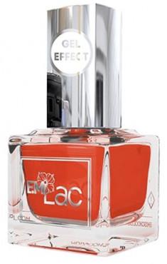E.MI 097 лак ультрастойкий для ногтей, Коралловый закат / Gel Effect 9 мл