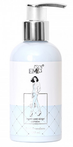 E.MI Лосьон для рук и тела, легкий аромат розовой смородины / SPA Feel Freedom 200 мл
