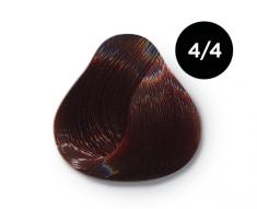 OLLIN PROFESSIONAL 4/4 краска для волос, шатен медный / OLLIN COLOR 100 мл