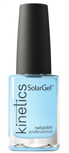 KINETICS 466 лак профессиональный для ногтей / SolarGel Polish Guiltless 15 мл