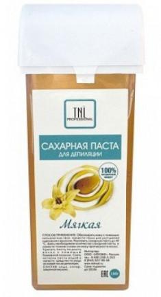 TNL PROFESSIONAL Паста сахарная мягкая для депиляции, в картридже 150 г