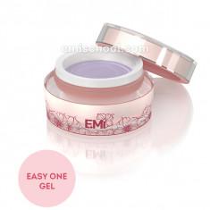 E.mi, easy one gel, многофункциональный прозрачный однофазный гель для моделирования, 50 г