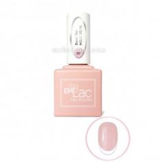 E.milac, base gel, камуфлирующее базовое покрытие, №07, молочный розовый, 15 мл