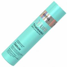Thalasso шампунь минеральный для волос detox otium 250мл, 1/20 Estel Professional