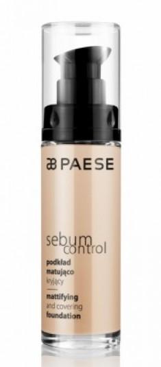 Тональный крем для комбинированной кожи Paese Sebum Control тон 402