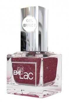 E.MI 123 лак ультрастойкий для ногтей, Страстная вишня / Gel Effect 9 мл