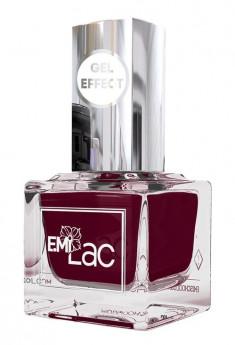 E.MI 122 лак ультрастойкий для ногтей, Борджия / Gel Effect 9 мл
