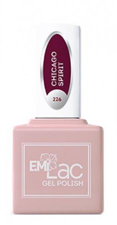 E.MI 226 RM гель-лак для ногтей, Дух Чикаго / E.MiLac 6 мл