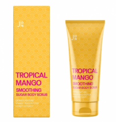 Скраб для тела МАНГО J:ON Tropical Mango Smoothing Sugar Body Scrub 250г